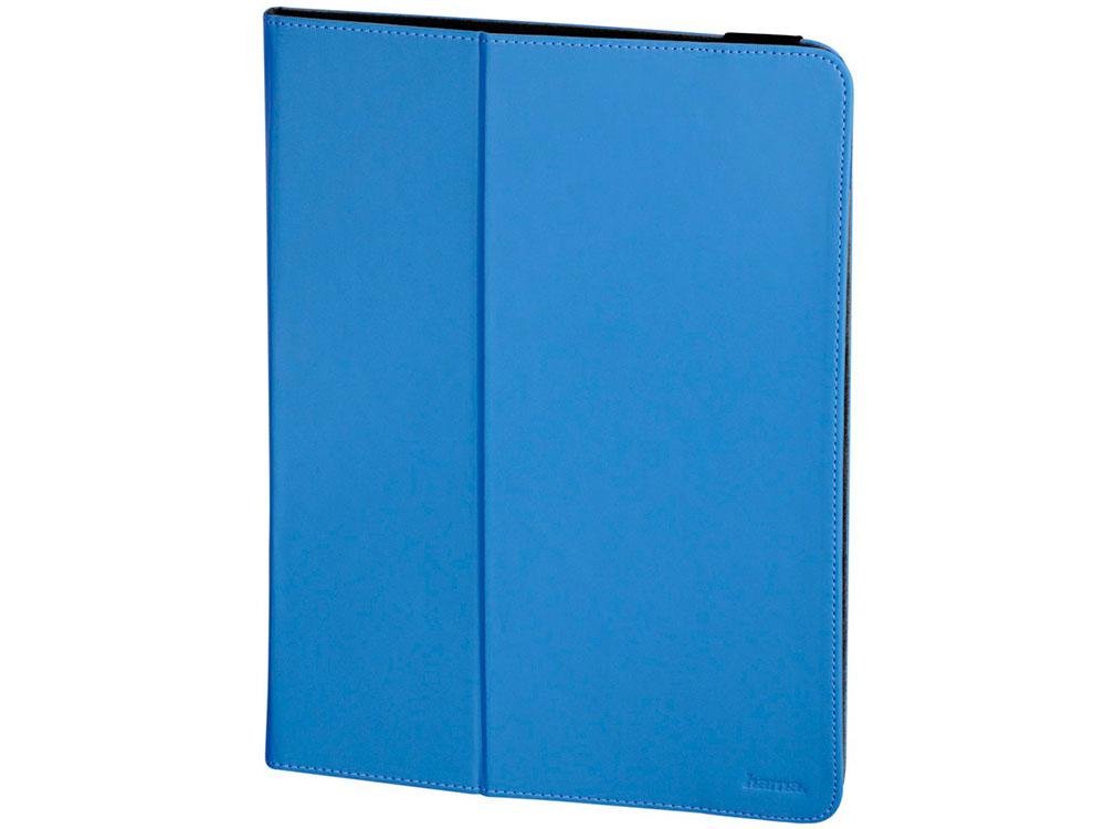 Чехол HAMA универсальный для планшетов с экраном 10 синий 00135505 hama glossy 40g серый