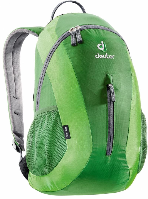 Рюкзак Deuter City Light 16 л зеленый