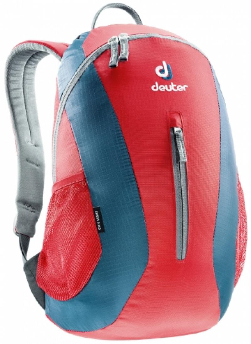 Рюкзак Deuter City Light 16 л красный синий