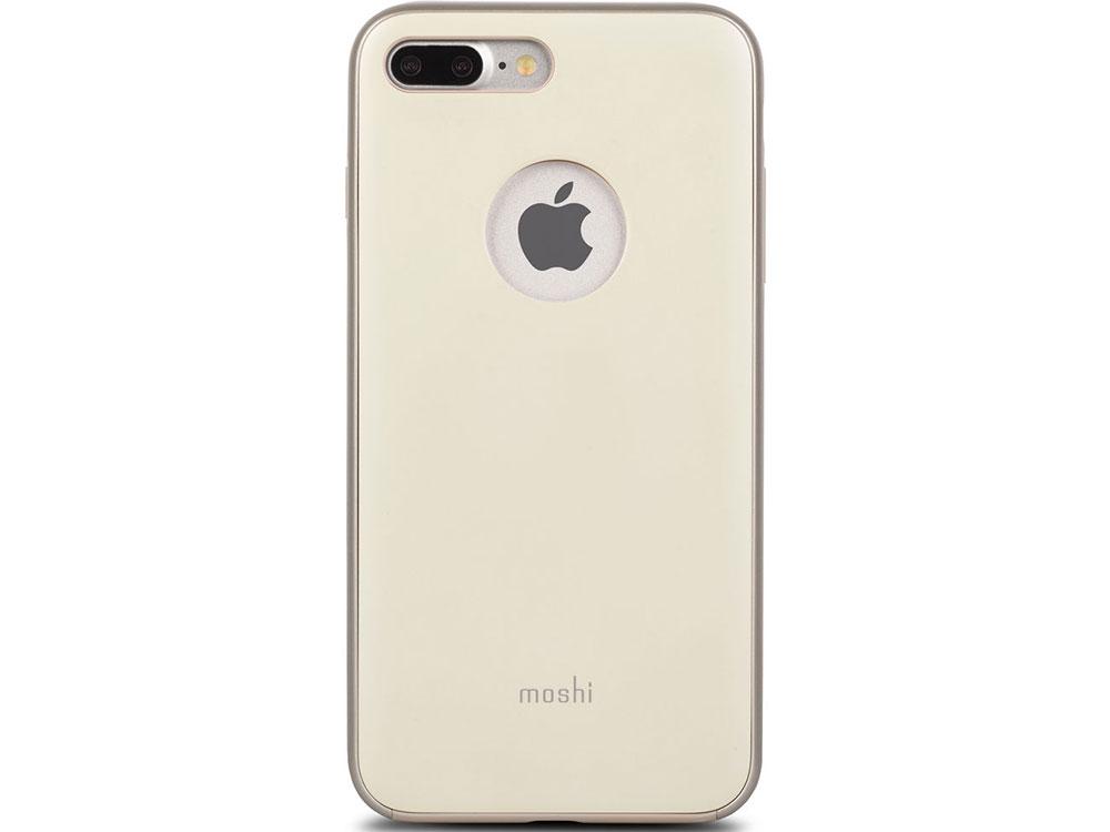 Накладка Moshi iGlaze для iPhone 7 Plus желтый moshi ivisor ag в москве