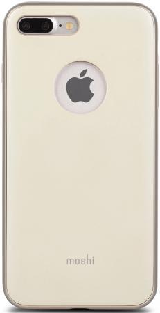 Накладка Moshi iGlaze для iPhone 7 Plus желтый все цены