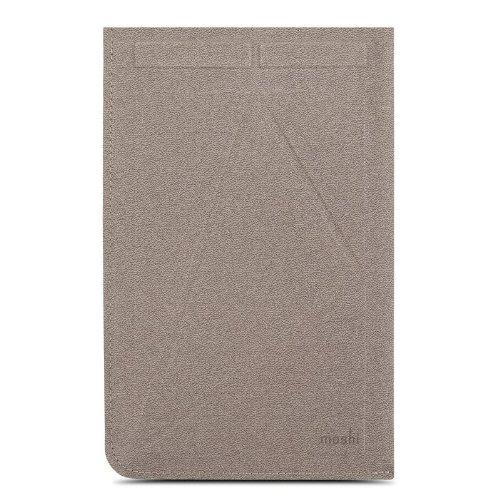 Чехол Moshi VersaPouch Mini для Apple iPad mini и других планшетов 7-8 дюймов. Материал полиуретан рюкзак moshi venturo soft version для ноутбуков и планшетов до 15 дюймов полиэстер цвет черный