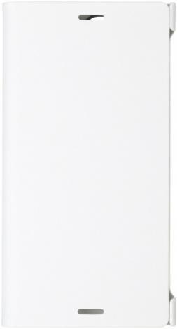 Чехол-подставка Sony SCSF20 для Xperia X белый стоимость