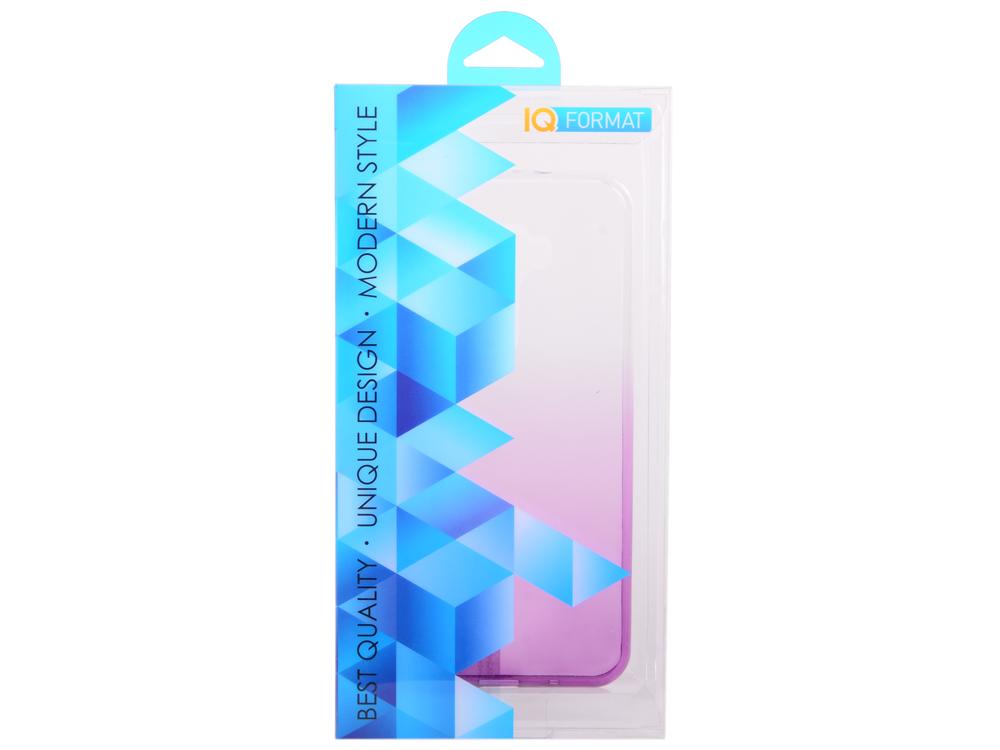 Крышка задняя для ASUS Zenfone 3 (ZE520KL) 5.2' Силикон Фиолетовый