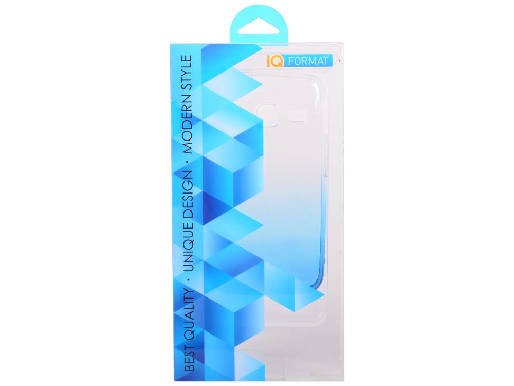 Крышка задняя для Samsung Galaxy J1 mini/J105F Силикон Синий