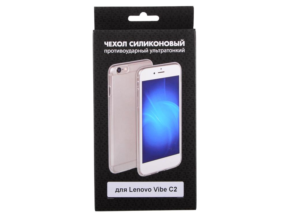 Силиконовый чехол для Lenovo Vibe C2 DF LCase-06 смартфон lenovo vibe c2 power черный