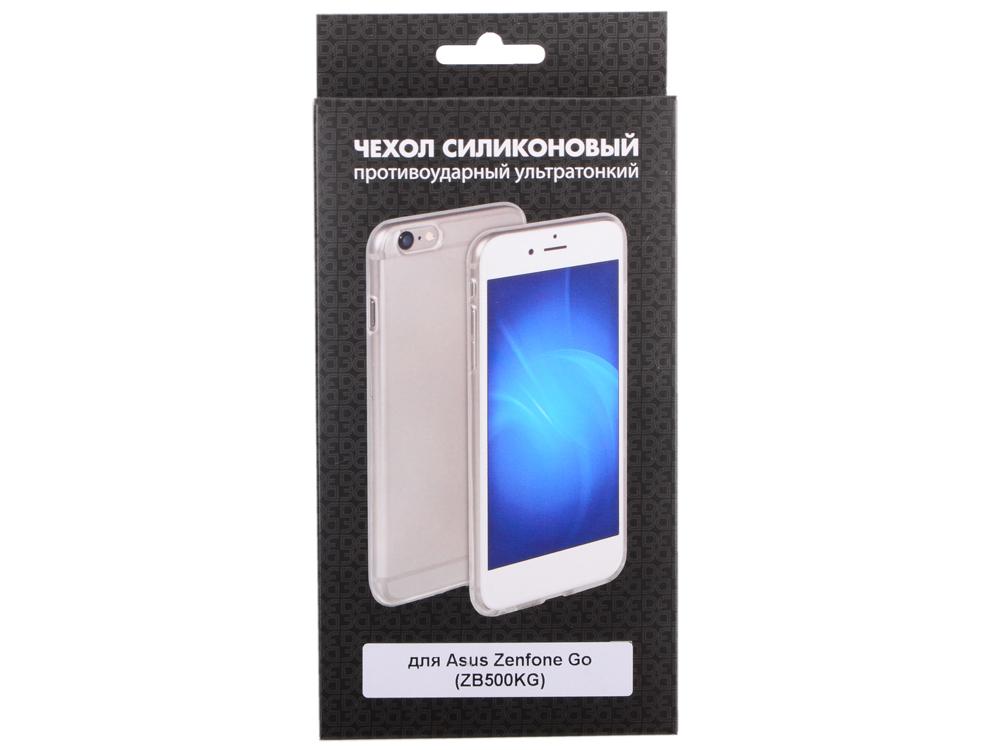 Силиконовый чехол для Asus ZenFone Go (ZB500KG) DF aCase-29 asus zenfone go zb500kg black