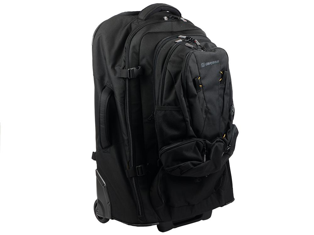 Рюкзак на колесах Caribee Sky Master 80 80 л черный 69181 цена