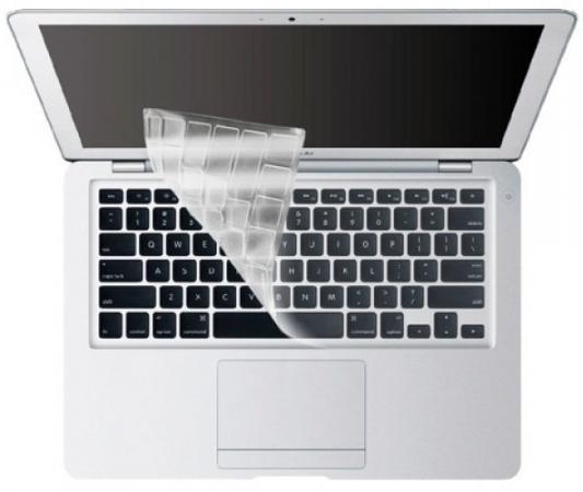 Прорезиненная накладка Ozaki O!macworm на клавиатуру для ноутбука MacBook Pro 13,  MacBook Pro 15 ozaki o macworm sealed чехол на клавиатуру для imac
