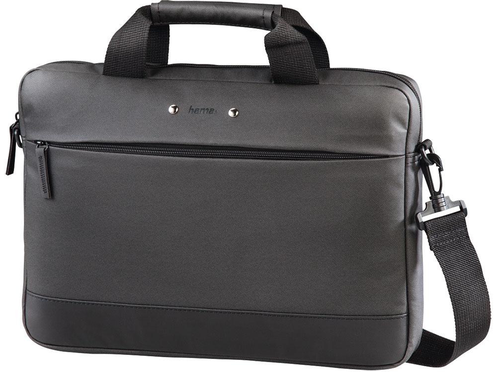 Сумка для ноутбука 15.6 HAMA Ultra Style полиуретан черный 00101528 источник бесперебойного питания apc back ups pro bx650li gr 650вa