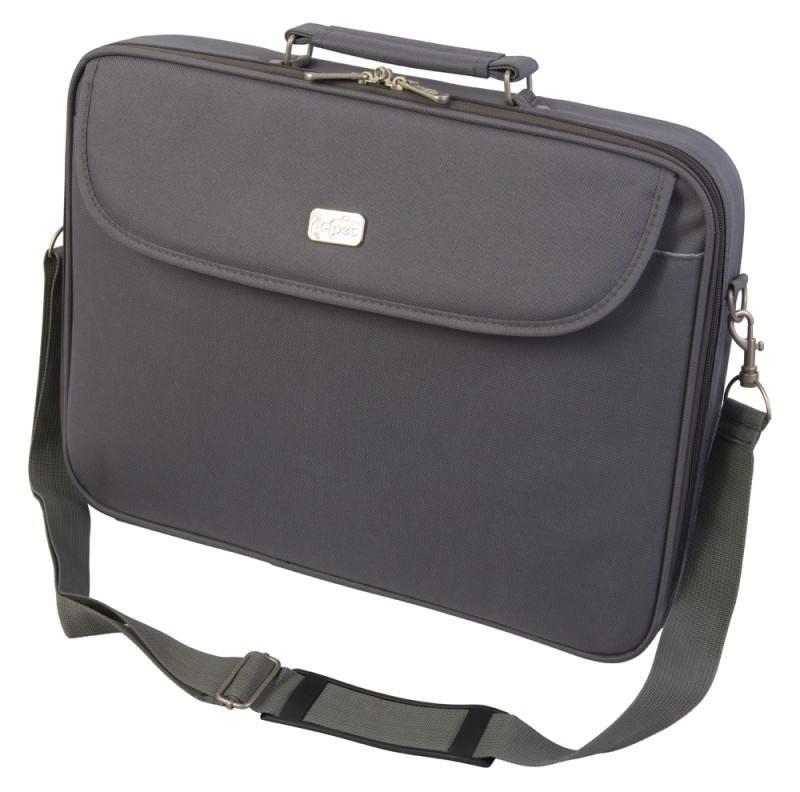 Сумка для ноутбука 15.6 PC Pet 600D PCP-A1015GY серый аксессуар сумка 15 6 pc pet pcp 1004bl dark blue