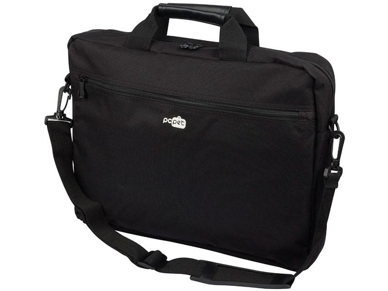 Cумка для ноутбука 15.6 PC Pet Dream PCP-A1415BK нейлон черный сумка для ноутбука pc pet pcp a9015bk