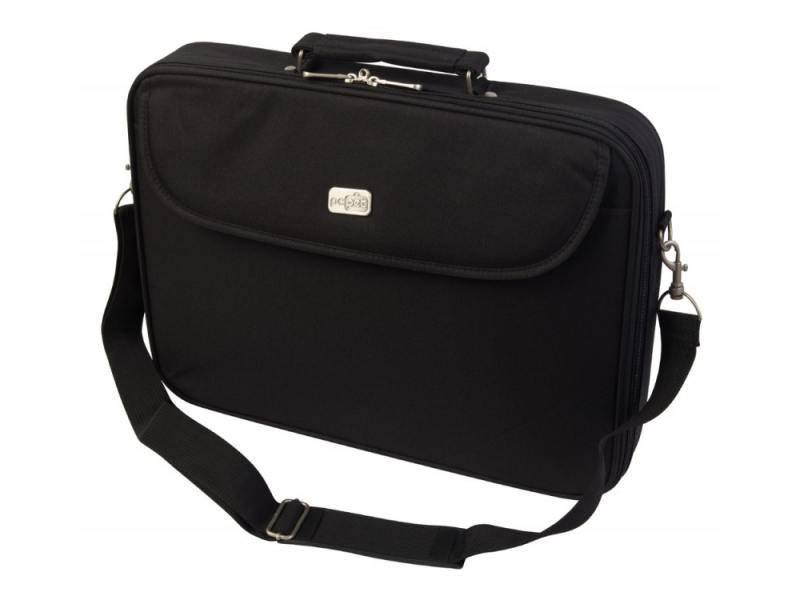 Сумка для ноутбука 15.6 PC Pet 600D PCP-A1015BK черный сумка pc pet pcp z9217n для ноутбука 17 3 черный