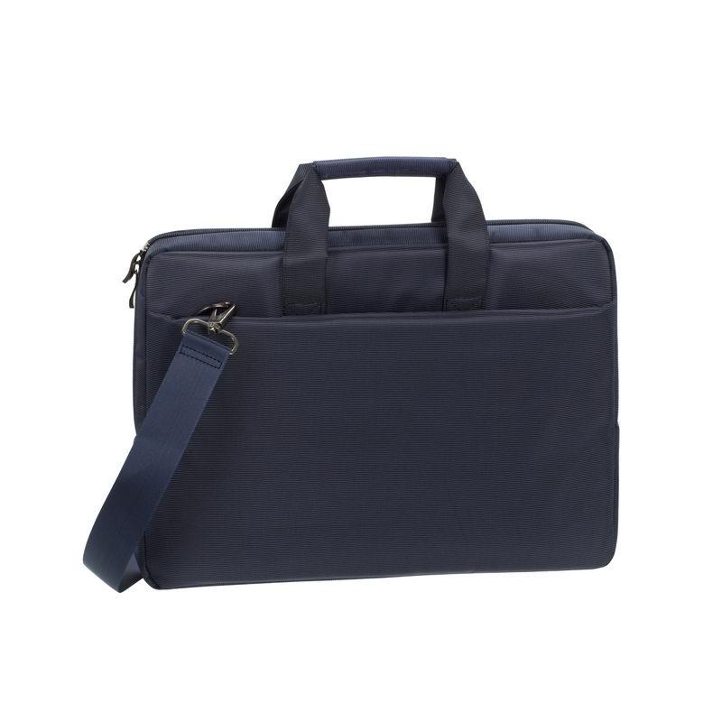 Сумка для ноутбука 15 Riva 8231 полиэстер синий