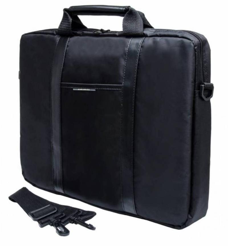 Cумка для ноутбука 15.6 PC Pet PCP-1003BK нейлон черный сумка для ноутбука 15 6 pc pet pcp l7007 нейлон бежевый