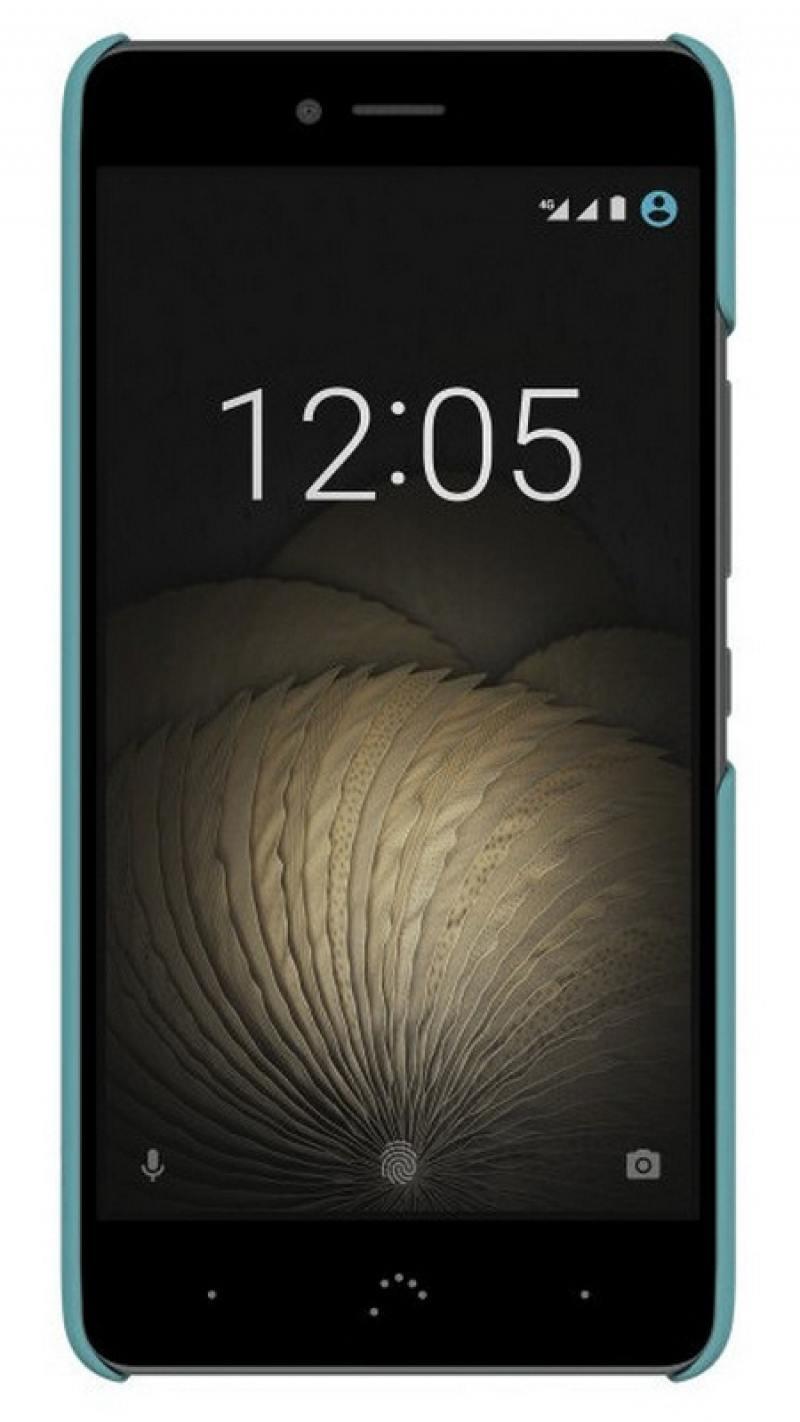 Чехол BQ для BQ Aquaris U Plus синий E000708 все цены