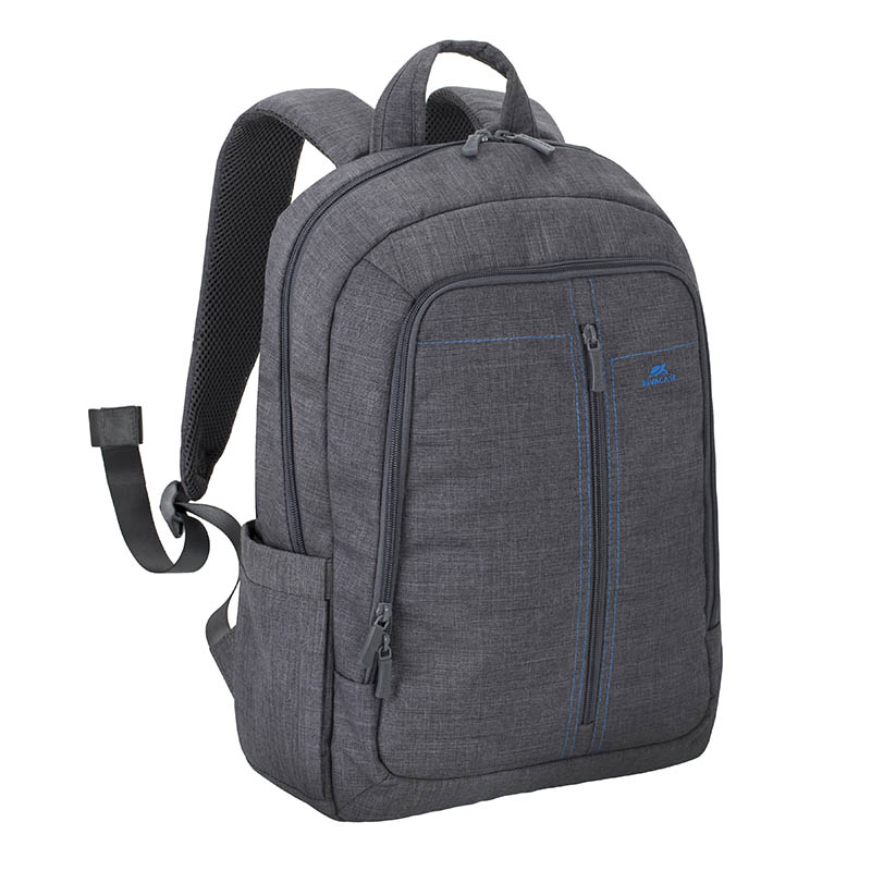 Рюкзак для ноутбука 15 Riva 7560 серый