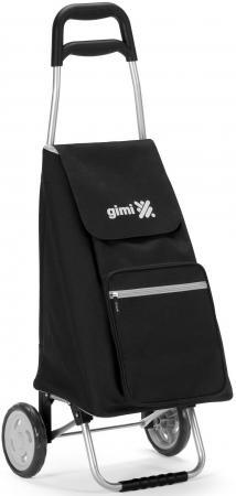 Сумка-тележка Gimi Argo черный сумка тележка gimi easy синяя