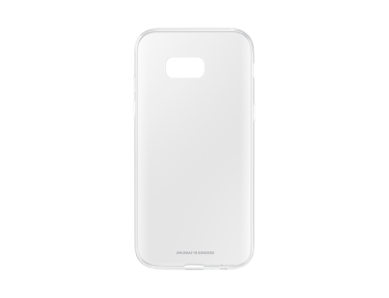 Чехол Samsung EF-QA520TTEGRU для Samsung Galaxy A5 2017 Clear Cover прозрачный