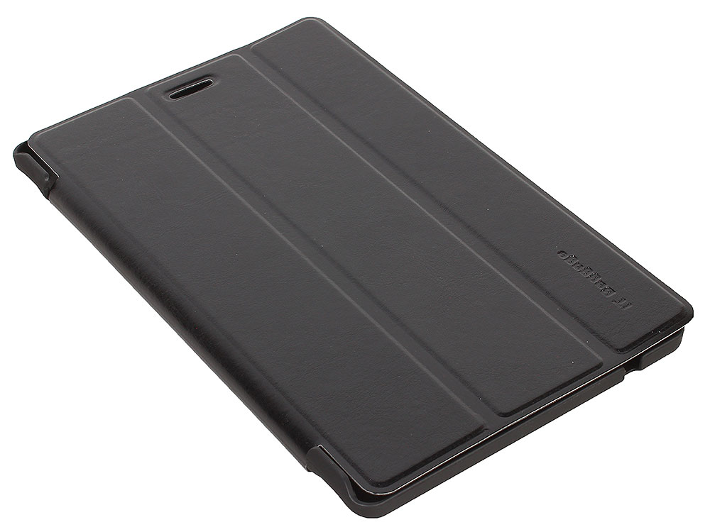 Чехол IT BAGGAGE для планшета LENOVO TB3 Essential 7 710i/710Fультратонкий черный ITLN3710-1 чехол it baggage для планшета lenovo idea tab 3 tb3 730x 7 черный itln3a705 1