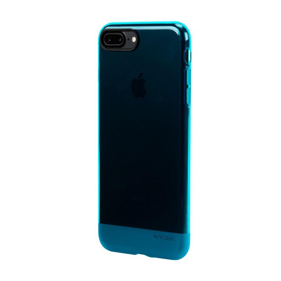 Чехол Incase Protective Cover для iPhone 7 Plus. Материал пластик. Цвет голубой.