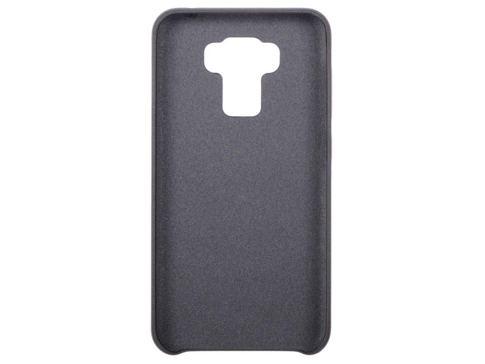 все цены на Чехол-накладка для Asus ZenFone 3 ZC553KL Asus Black клип-кейс, полиуретан, поликарбонат онлайн