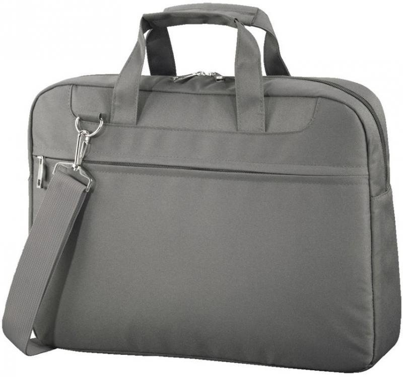 Сумка для ноутбука 15.6 HAMA Ghana полиэстер серый 99101247 сумка для ноутбука 17 3 hama sportsline bordeaux черно серый полиэстер 101094
