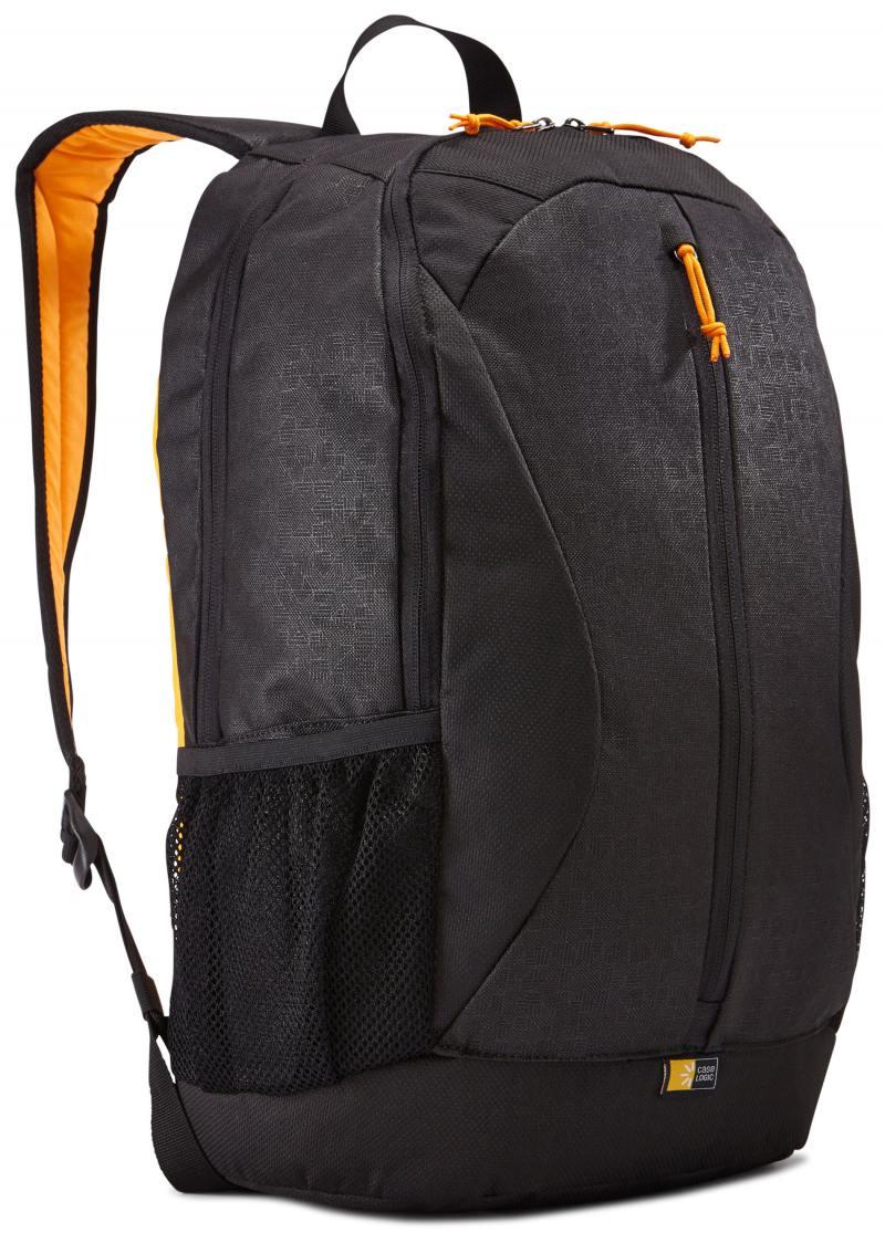 Рюкзак для ноутбука 15.6 Case Logic Ibira синтетика полиэстер черный IBIR-115 рюкзак case logic 17 3 prevailer black prev217blk mid