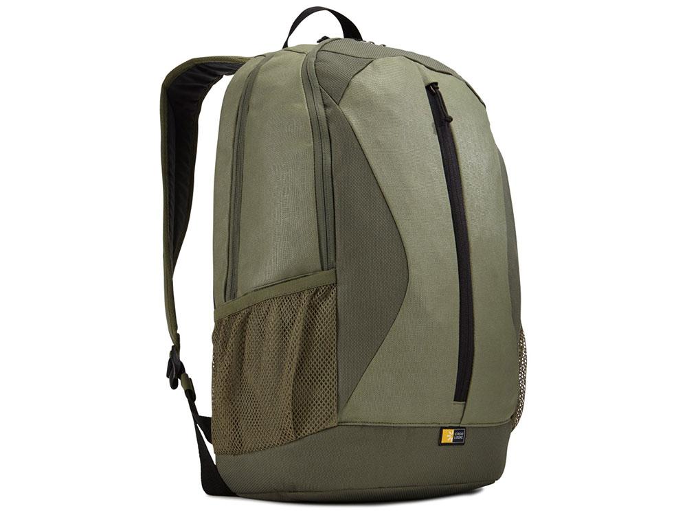 Рюкзак для ноутбука 15.6 Case Logic Ibira синтетика зеленый аксессуар сумка 15 6 case logic vnai 215 black