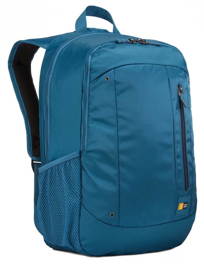 Рюкзак 15.6 Case Logic WMBP-115B нейлон синий case logic vnb 217 black рюкзак для ноутбука 17