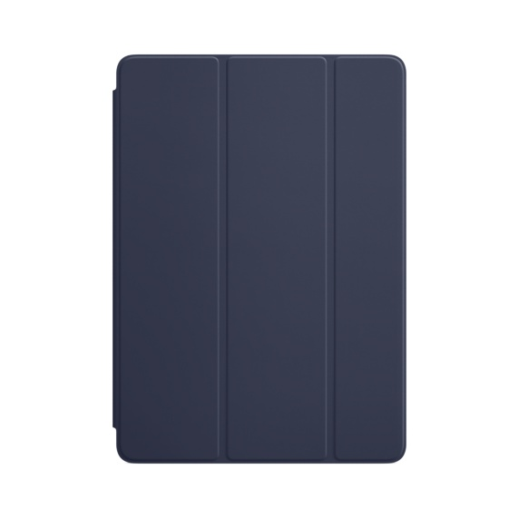 Чехол-книжка для iPad Air/iPad Air 2 Smart Cover Midnight Blue флип, полиуретан 360 degree rotatable cover bluetooth v3 0 64 key keyboard for ipad air black