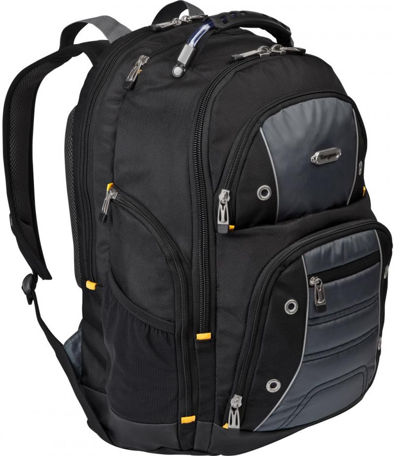 Рюкзак для ноутбука 16 Targus Drifter черный/серый TS38EU рюкзак для ноутбука 16 0 targus cn600 page 4