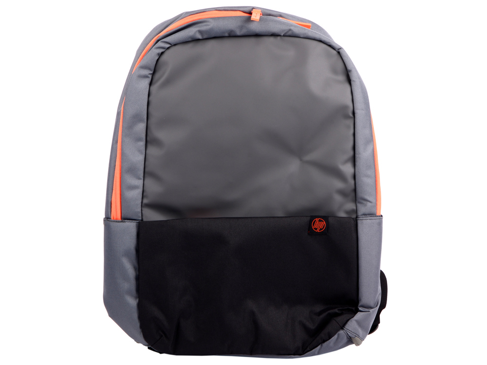 Рюкзак для ноутбука 15.6 HP Duotone Orange Backpack EURO (Y4T23AA#ABB) сумка для ноутбука 15 6 hp duotone blue briefcase y4t19aa abb