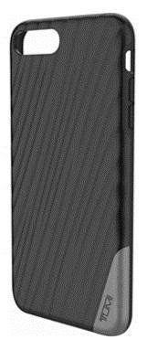 Чехол Tumi 19 Degree Case для iPhone 7/8 Plus Материал пластик. Цвет черный матовый kindle fire 7 case 2017 shockproof heavy duty silicon case protective full body case cover for amazon kindle fire 7 2017 funda