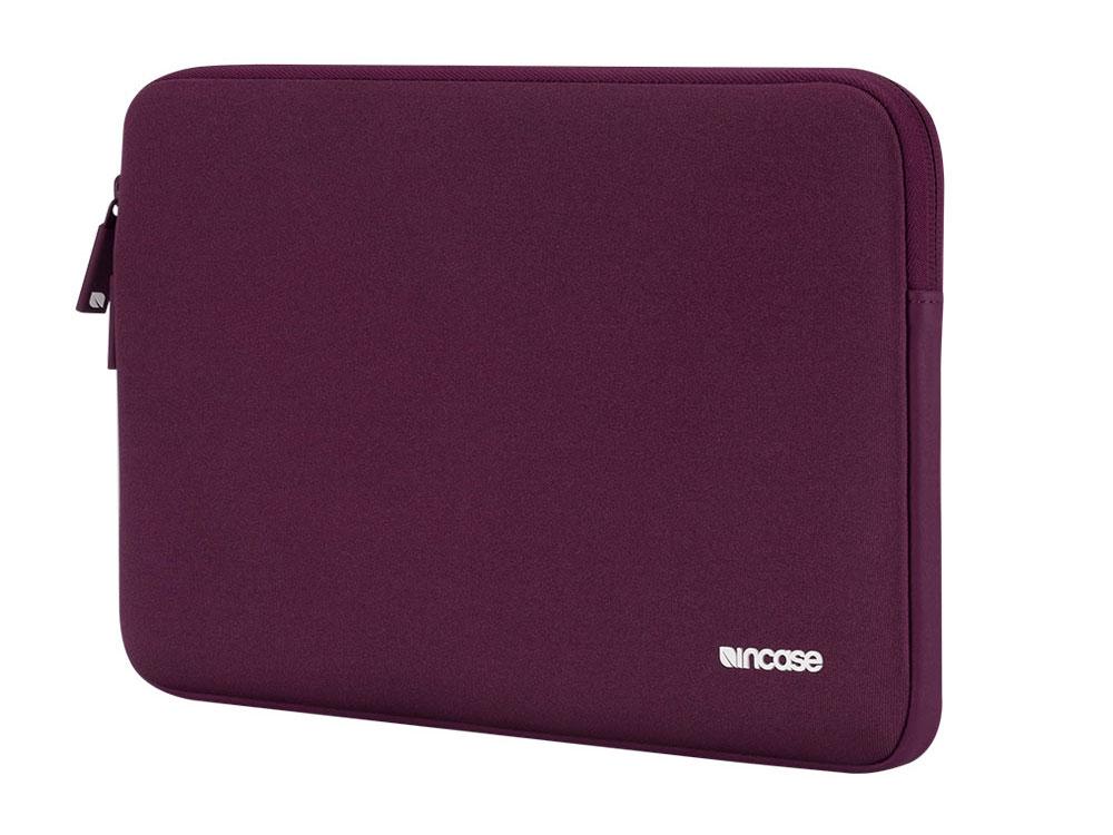 Чехол Incase Classic Sleeve для ноутбуков Apple MacBook 12. Материал нейлон. Цвет фиолетовый.