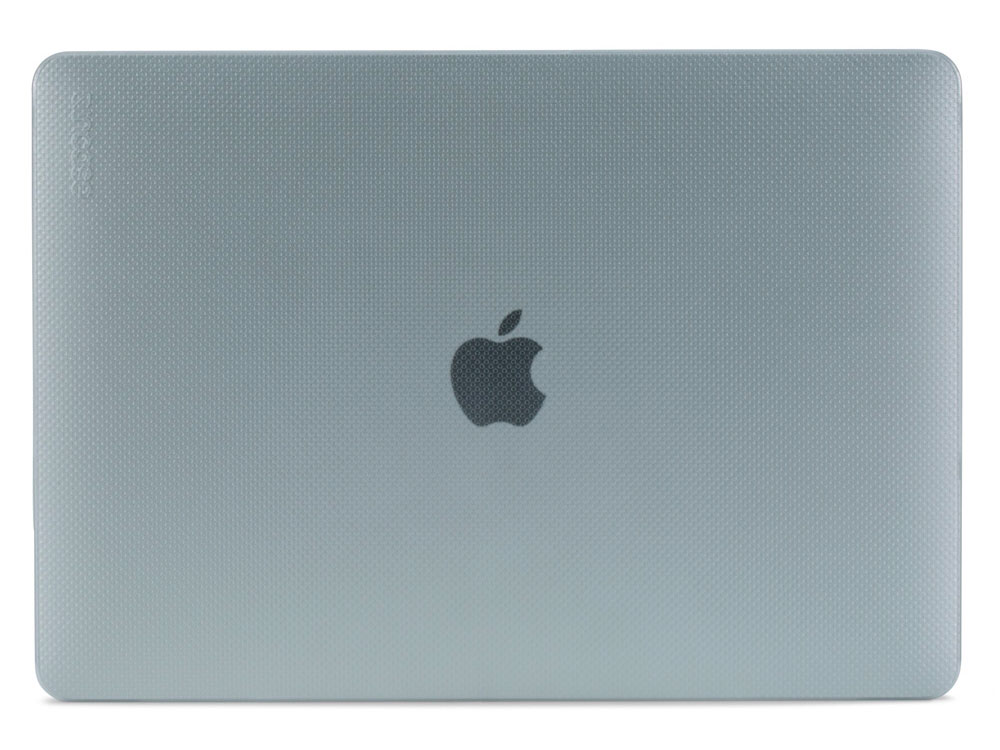 Чехол-накладка Incase Hardshell Dots для ноутбука MacBook Pro 13 Retina 2016. Материал пластик. прозрачный