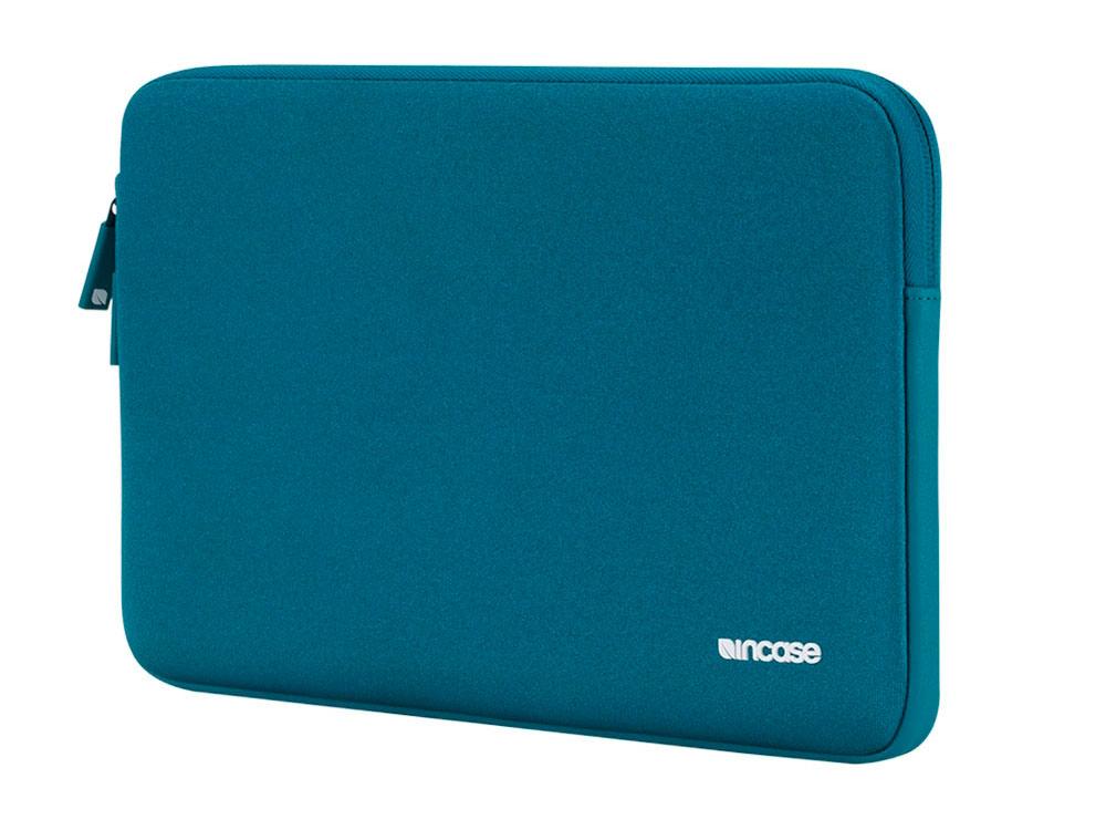 Чехол Incase Classic Sleeve для ноутбуков Apple MacBook 12. Материал нейлон. Цвет бирюзовый.