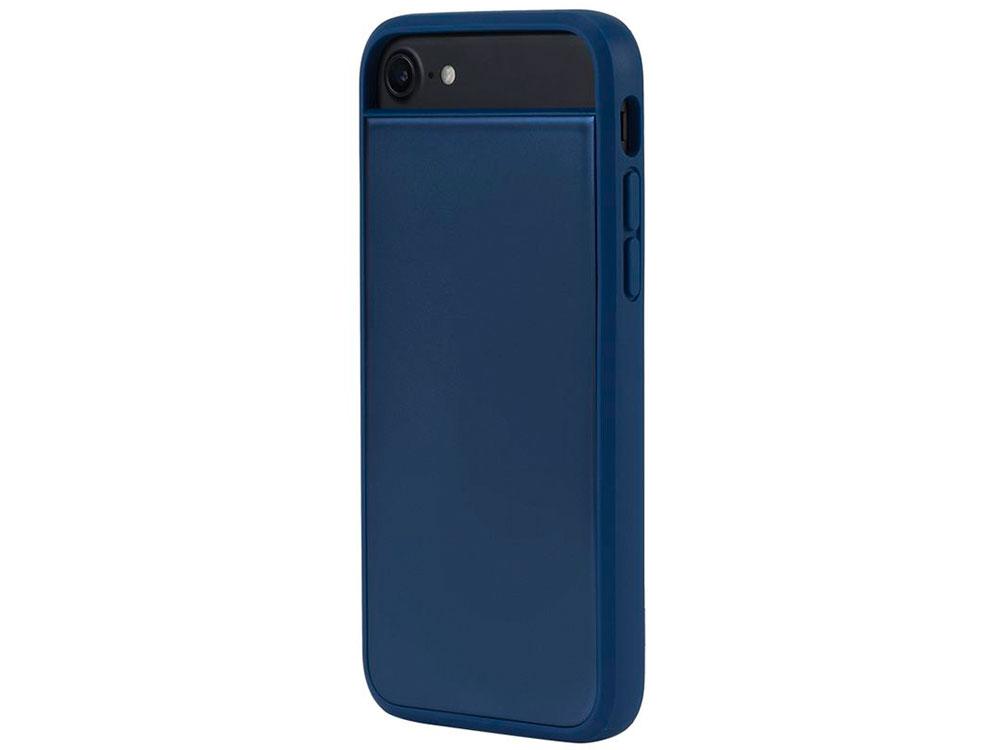 Чехол Incase Level Case для iPhone 7. Материал пластик, отделка задней части выполнена из металла. Ц