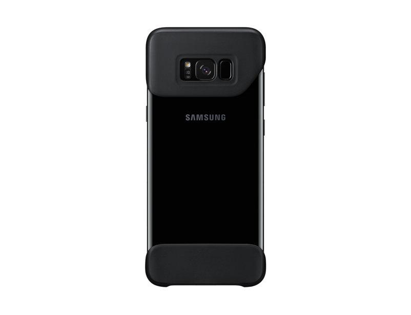Чехол Samsung EF-MG955CBEGRU для Samsung Galaxy S8+ 2Piece Cover черный 2piece 100% new it8573e qfp 128 chipset
