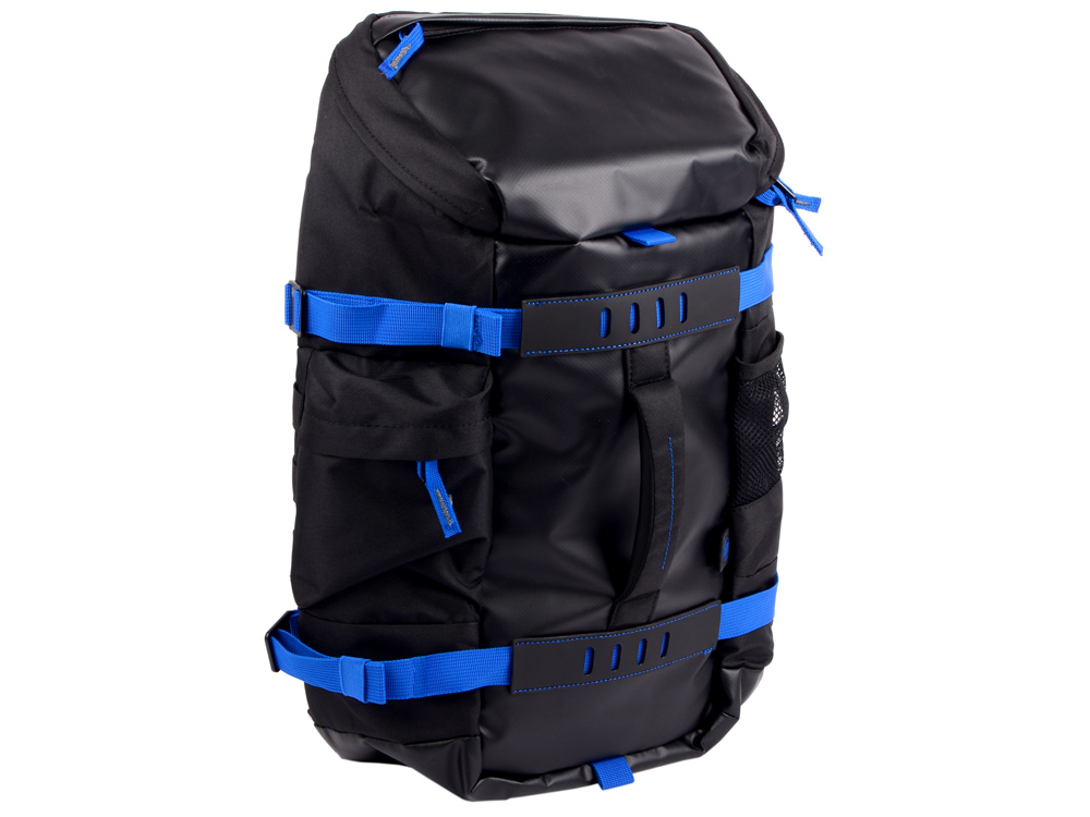 Рюкзак для ноутбука 15.6 HP Odyssey Black/Blue (Y5Y50AA#ABB) hp ink black 9ml no 364xl cn684ee abb no 364xl high capacity