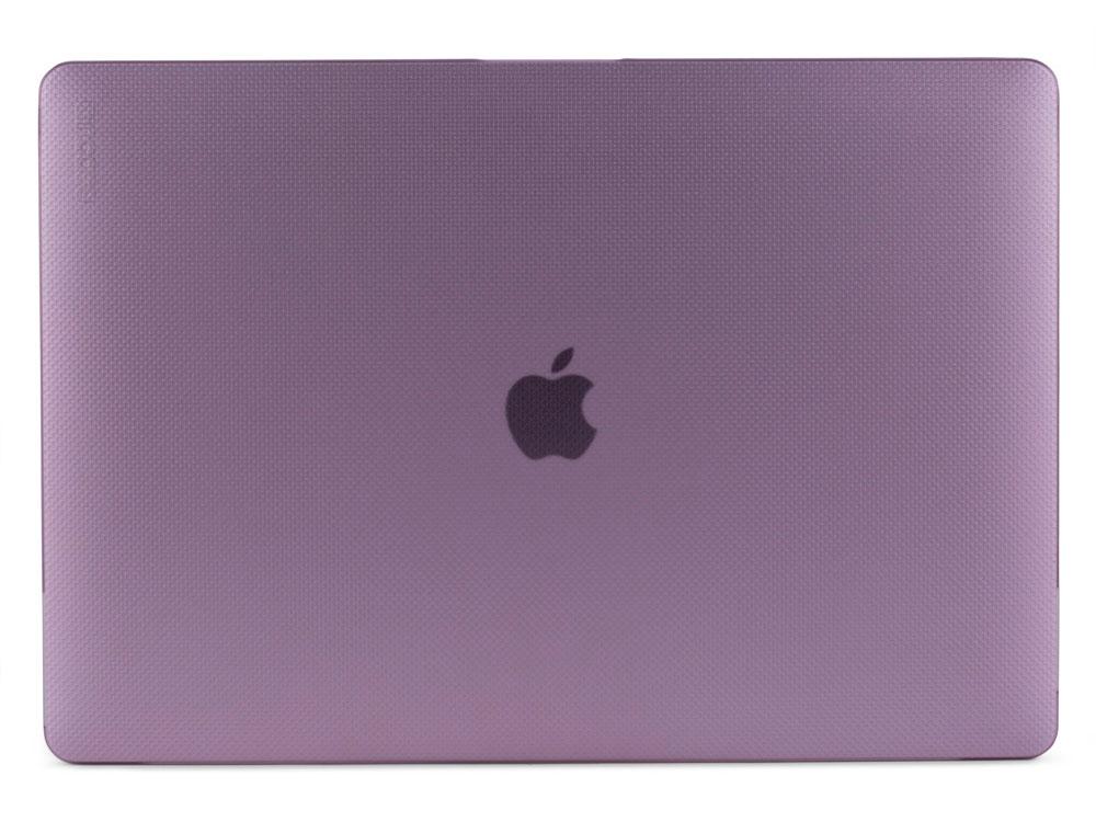 Чехол-накладка Incase Hardshell Dots для ноутбука MacBook Pro 15 Retina 2016. Материал пластик. Фиолетовый чехол для ноутбука macbook pro 13 incase hardshell dots пластик синий inmb200259 cbl