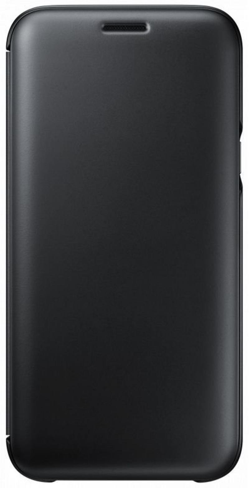 Чехол Samsung EF-WJ530CBEGRU для  Galaxy  2017 Wallet Cover черный