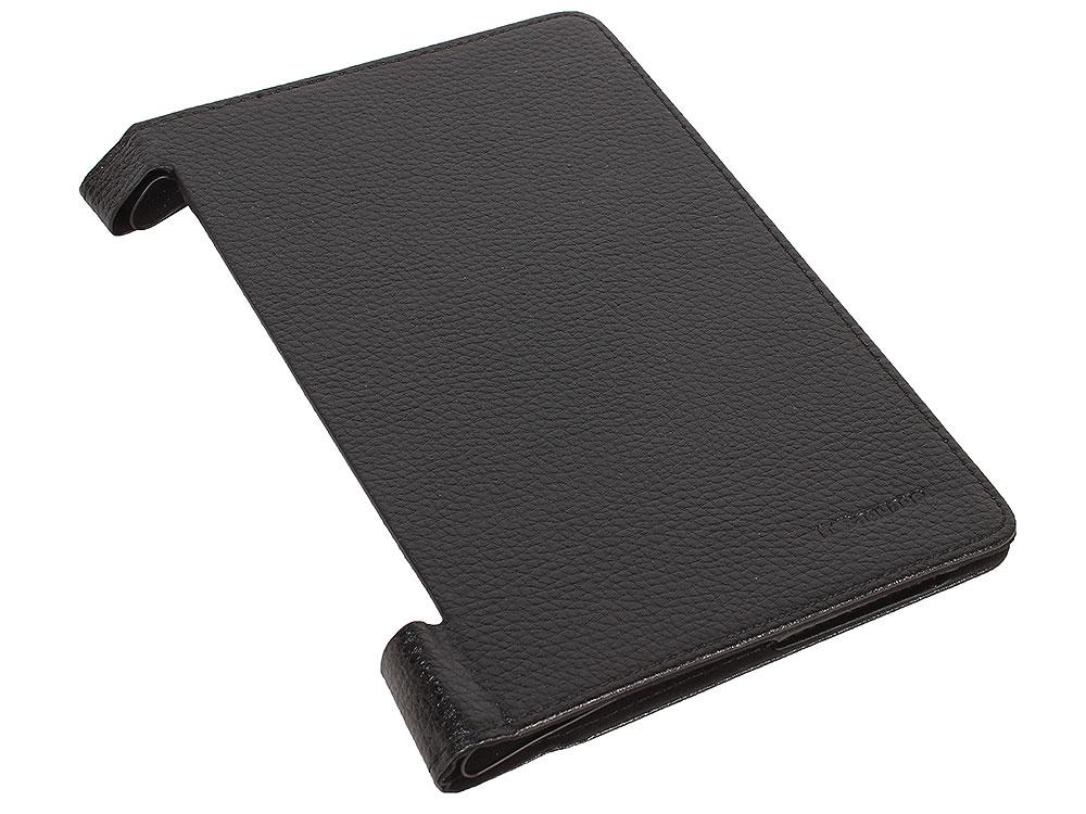 Чехол IT BAGGAGE для планшета LENOVO Yoga Tablet 3 8 искус. кожа черный ITLNYT38-1 чехол it baggage red для планшета sony xperia tm tablet z 3 8 itsyz301 3