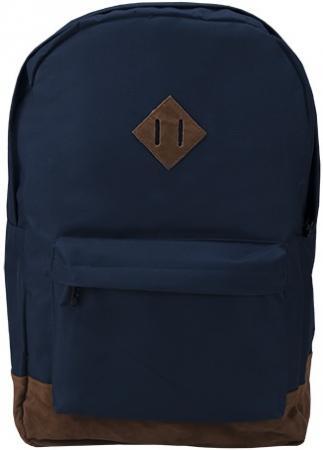 Рюкзак для ноутбука 16 Continent BP-003 полиэстер синий сумка для ноутбука 16 continent cl 105 кожа синий