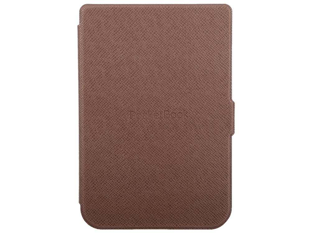 Обложка PocketBook для PocketBook 614/615/625/626 коричневый PBC-626-BR-RU pocketbook 301 комфорт в москве