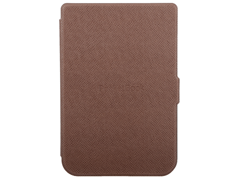 Обложка PocketBook для PocketBook 614/615/625/626 коричневый PBC-626-BR-RU аксессуар чехол pocketbook 614 615 625 626 dark blue pbc 626 bl ru