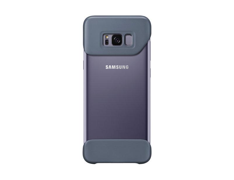 Чехол Samsung EF-MG955CEEGRU для Samsung Galaxy S8+ 2Piece Cover пурпурный 2piece 100