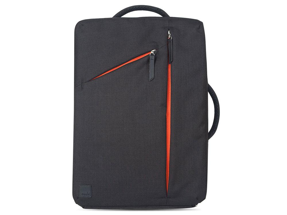 Фото - Рюкзак Moshi Venturo (soft version) для ноутбуков и планшетов до 15 дюймов, полиэстер. Цвет: черный. азу для планшетов и ноутбуков