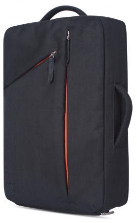 Рюкзак Moshi Venturo (soft version) для ноутбуков и планшетов до 15 дюймов, полиэстер. Цвет: черный. азу для планшетов и ноутбуков