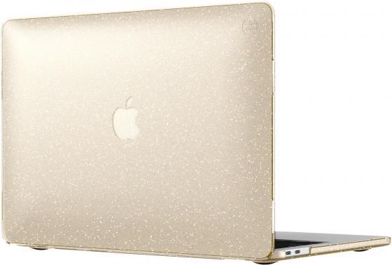 """Чехол-накладка Speck SmartShell Glitter для ноутбука MacBook Pro 13"""" с Touch Bar. Материал пластик. аксессуар чехол macbook pro 13 speck seethru pink spk a2729"""